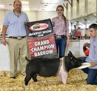 Grand Overall Barrow Kent Feeds Jackpot, IL