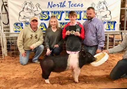 2017 North Texas Swine Smackdown