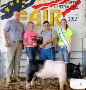 North Central Missouri Fair 2012 - Trenton, MO