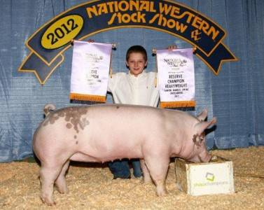 2012 National Western Stock Show