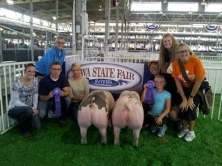 Iowa State Fair Hawkeye Open
