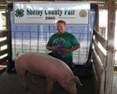 2008 Shelby County 4-H and FFA Fair-Iowa